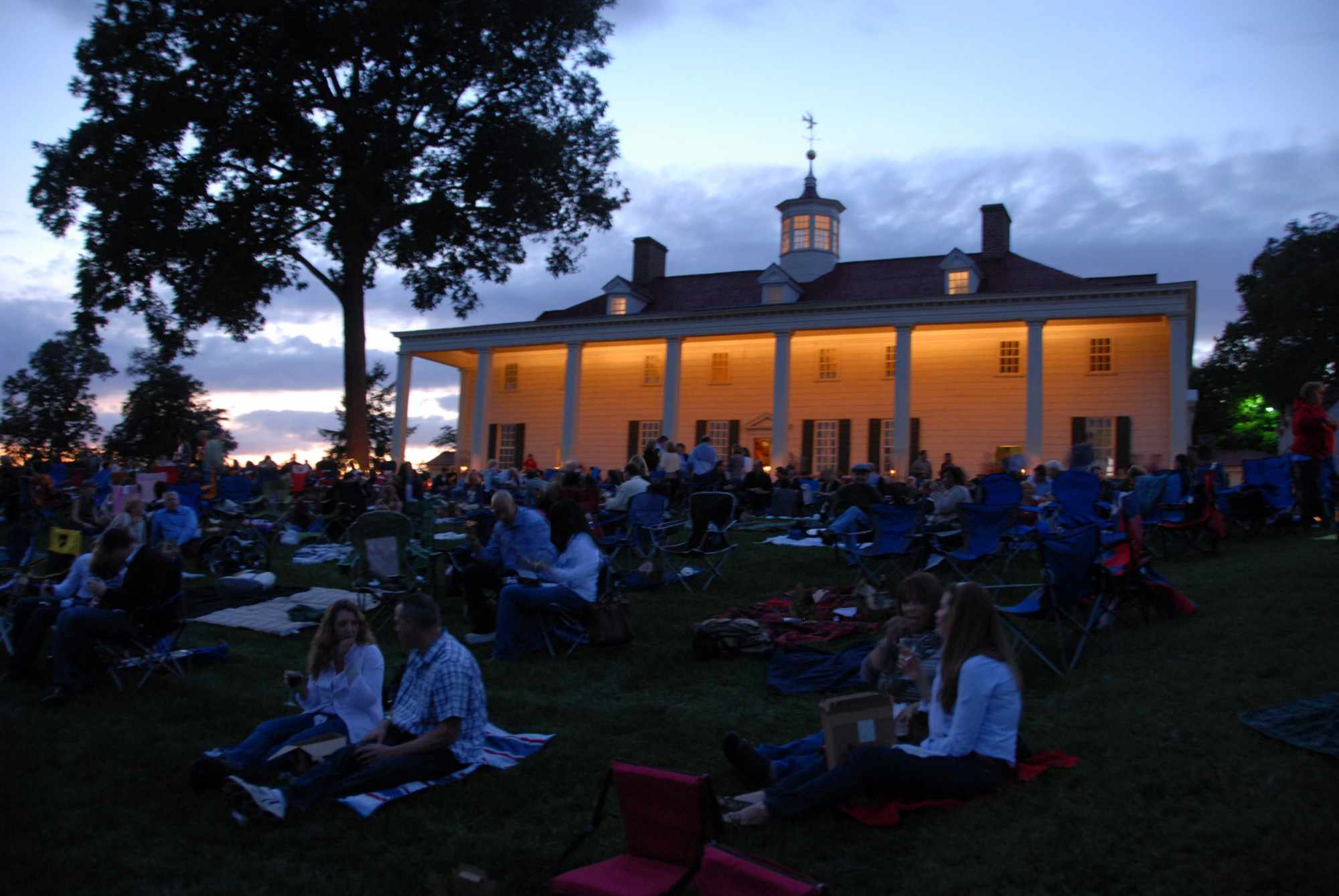 Mount Vernon Fall Wine Festival