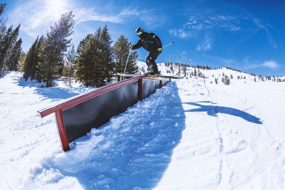 monte Rose Ski Area