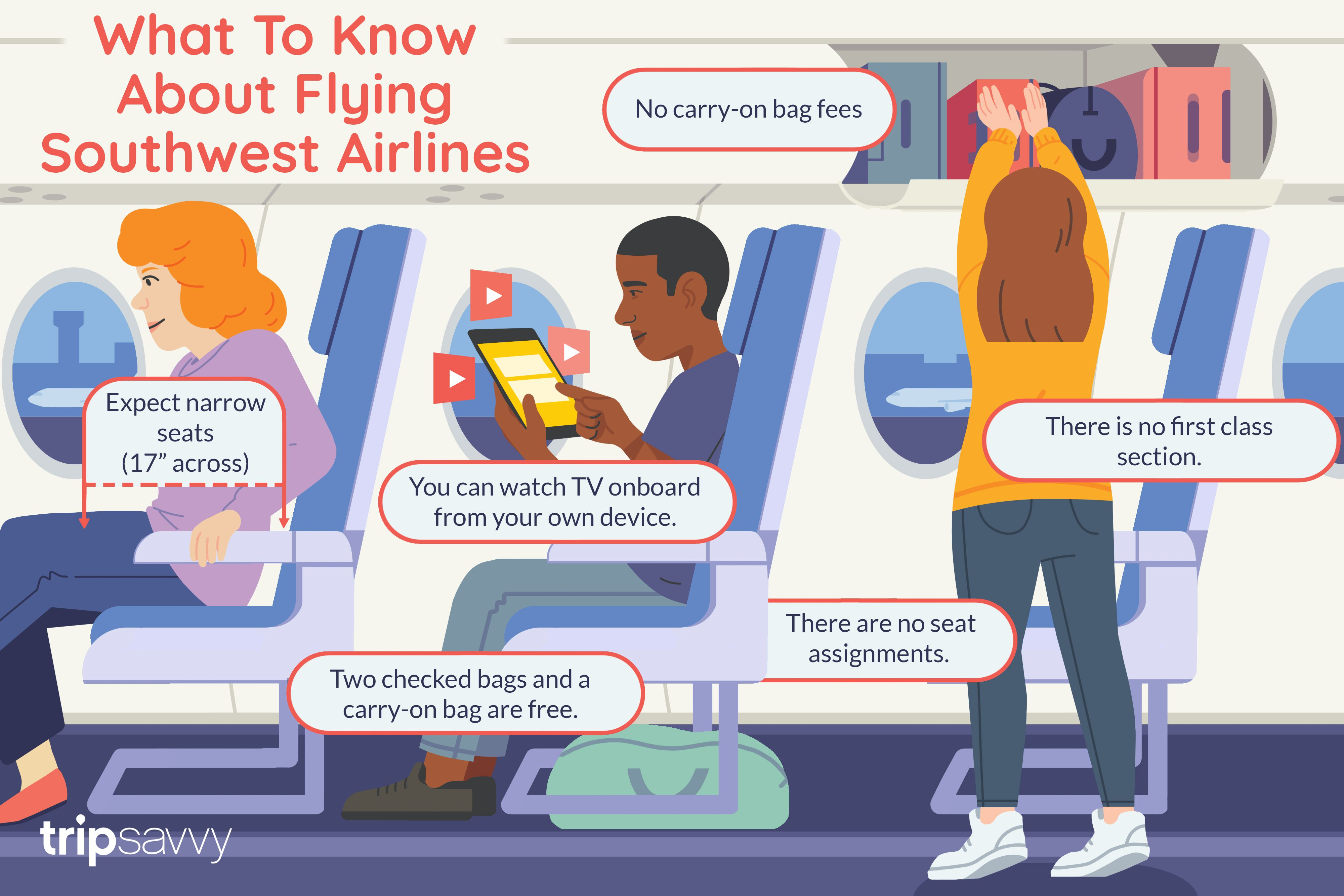 Why You Cant Go First Class On Southwest Airlines