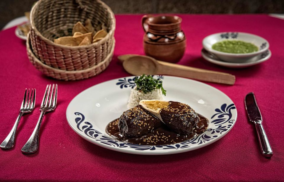 Mole poblano, a dish to enjoy in Puebla, Mexico