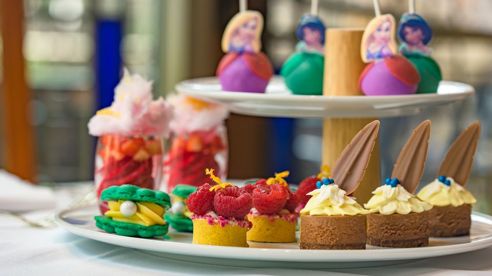 Disneyland Resort Postres