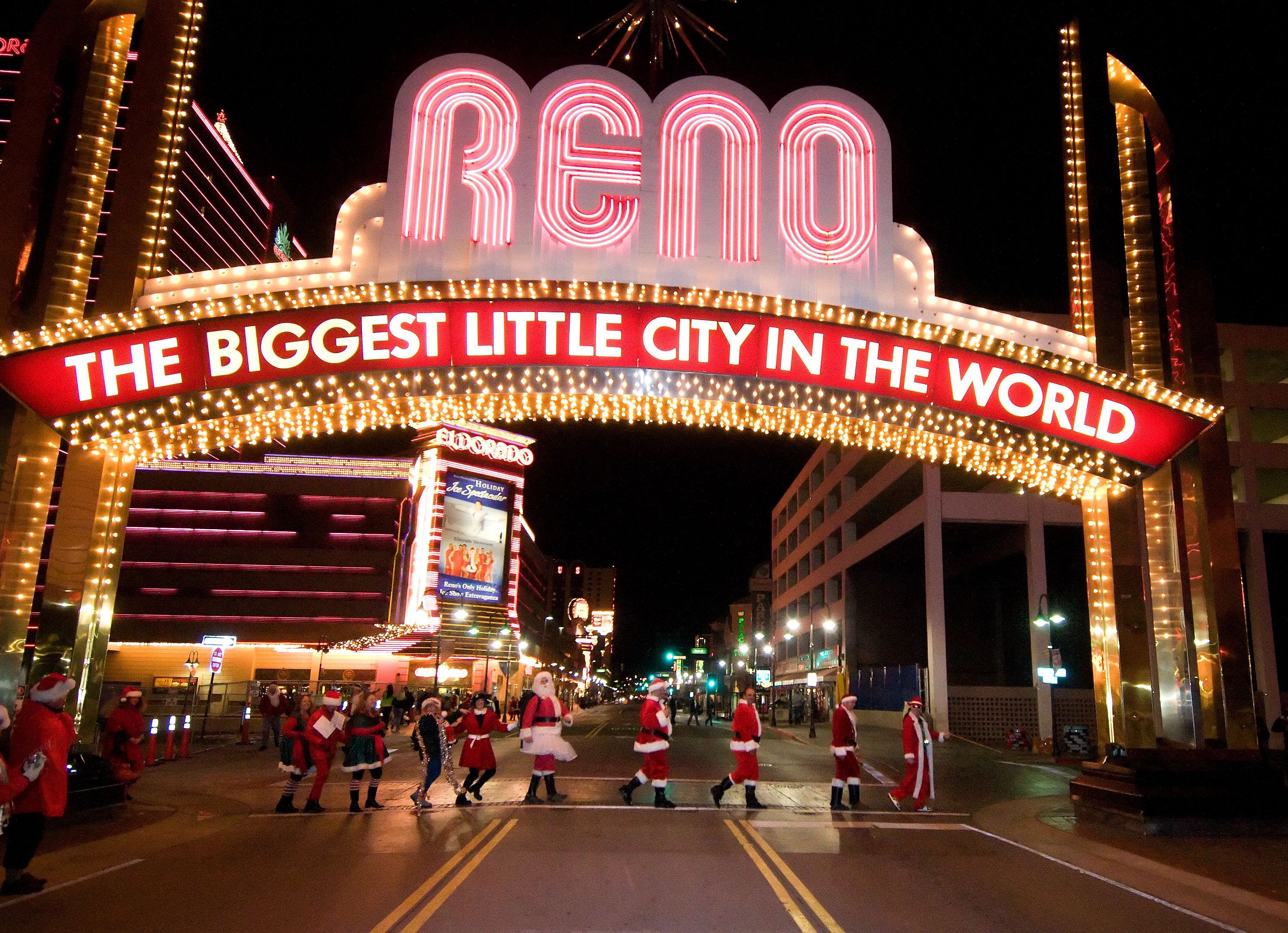 Don't Miss These Christmas Lights Displays in the Reno, Nevada Area