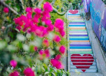 Silver Lake's Micheltorena Stairs