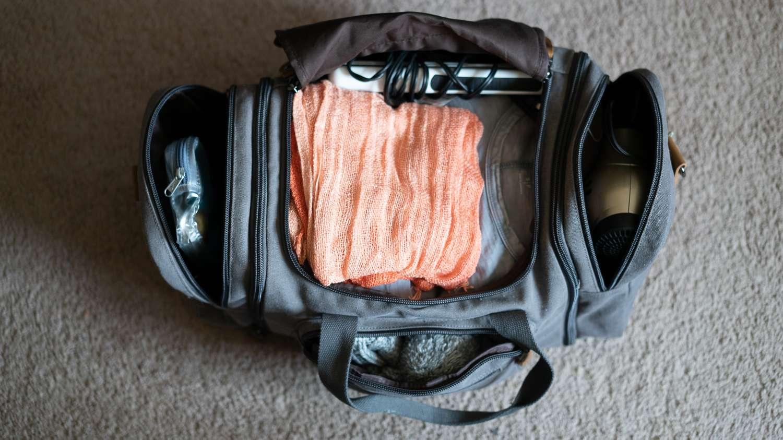 2e4a393a860c Plambag Unisex's Canvas Duffel Bag Review