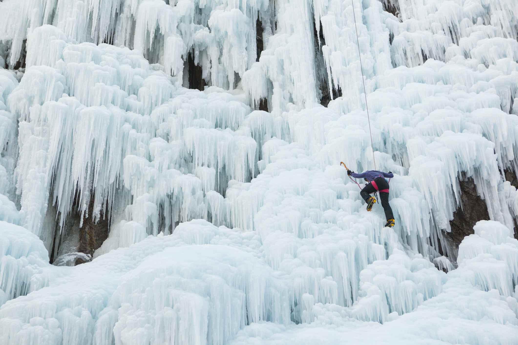 Parque de hielo Ouray