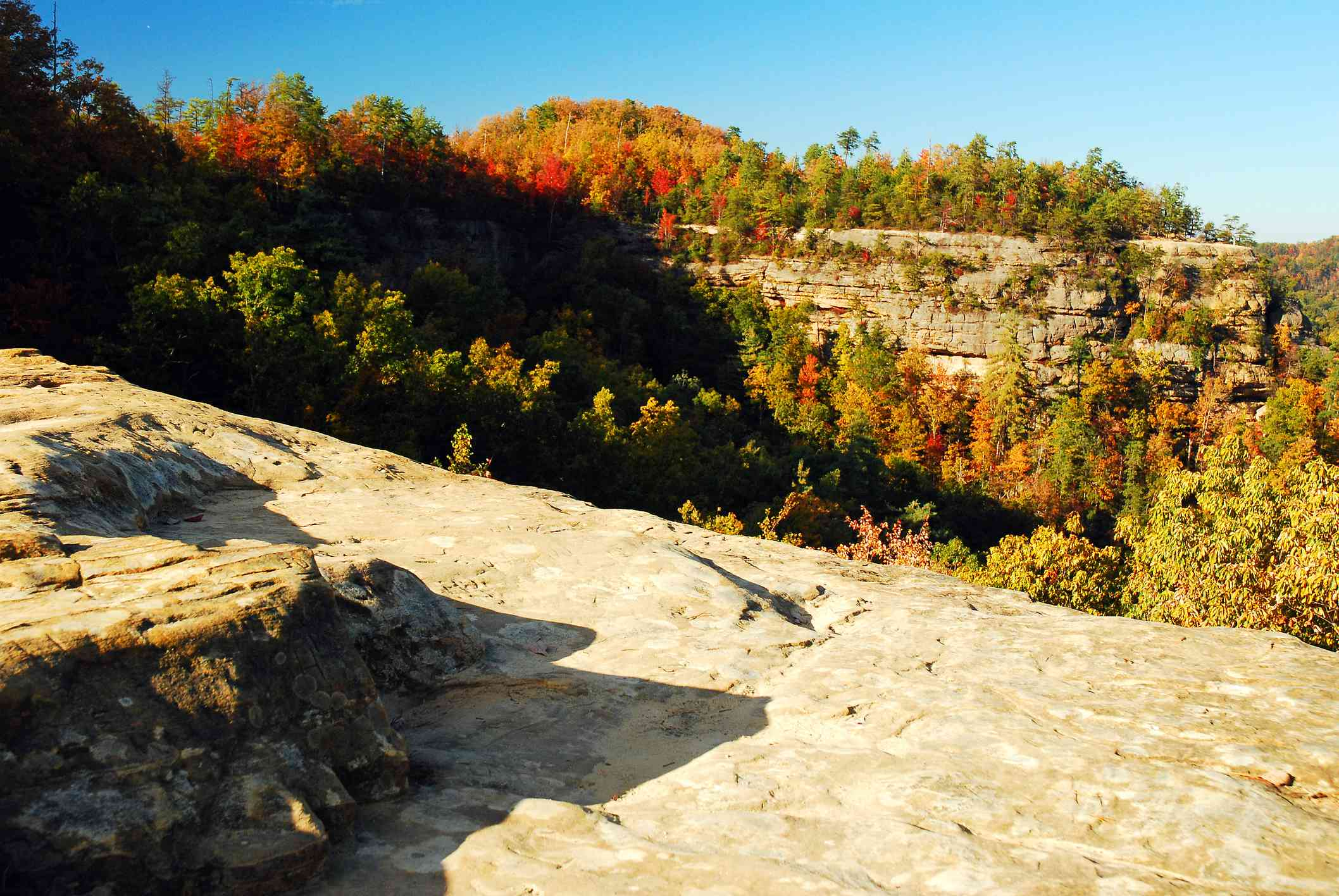 Natural Bridges State Resort Park, Kentucky