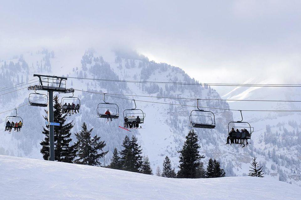 Park City Skiing