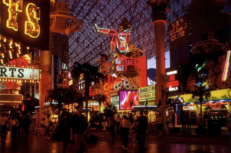 A piece of Vegas