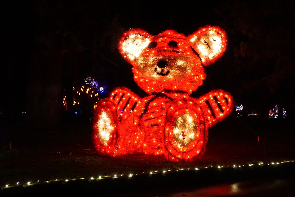 Fantasy Lights Spanaway