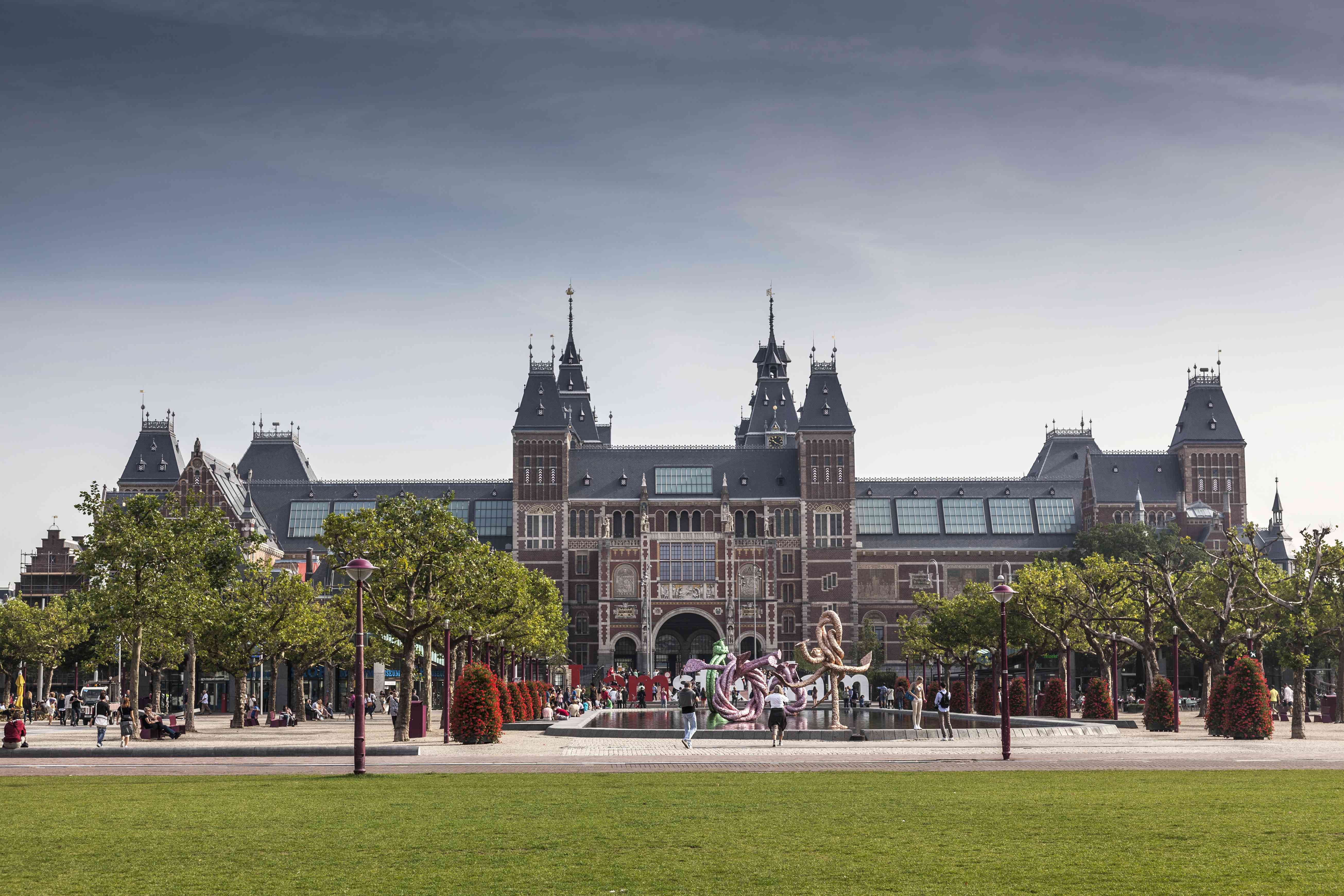 Rijksmuseum. Amsterdam, Netherlands