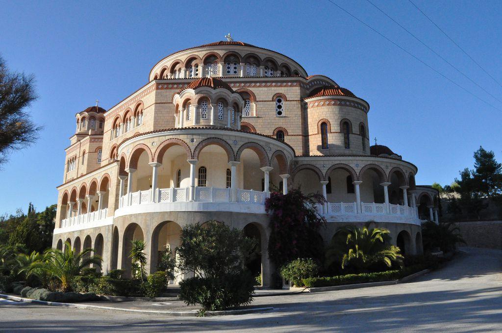 Monasterio de Agios Nektarios