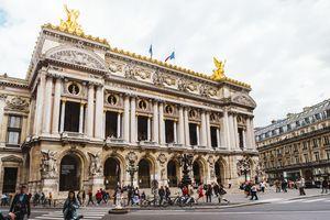 Palais Opera Garnier
