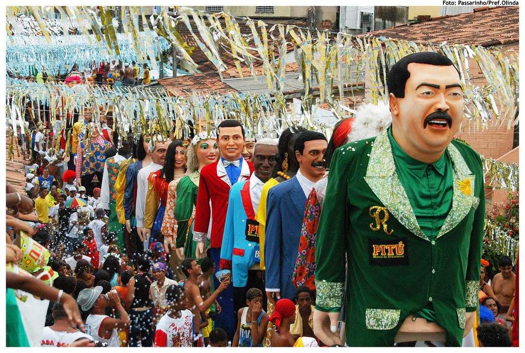 Where to celebrate Carnaval in Brazil: Olinda and Recife Carnaval