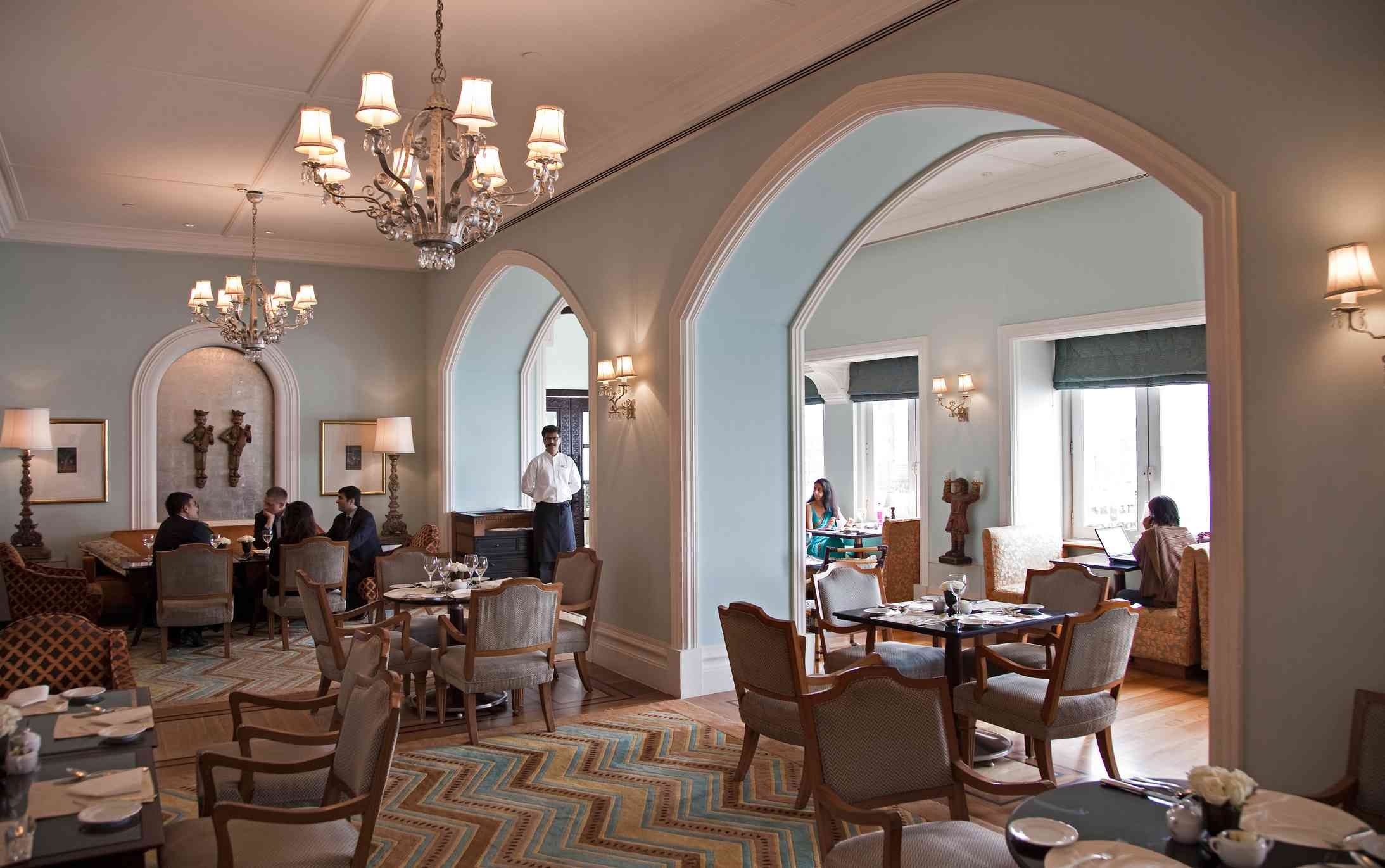 Sea Lounge, Taj Palace Hotel, Colaba