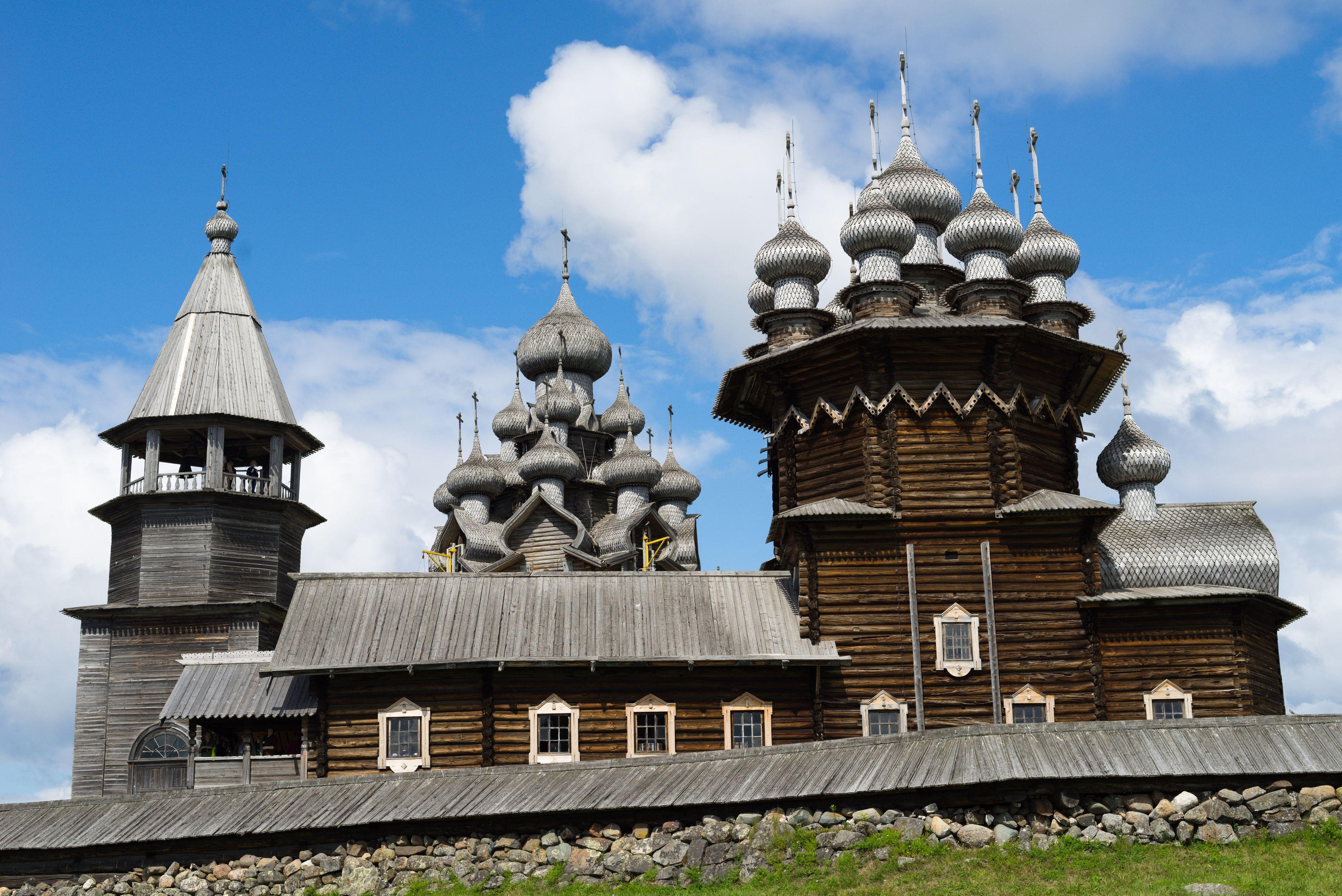 Wooden churches of Kizhi Pogost