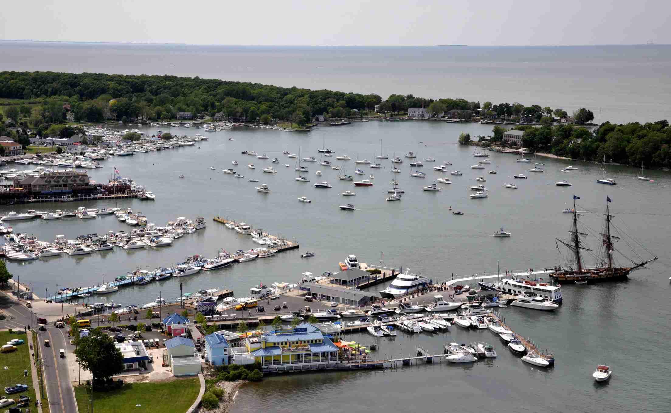 Put-in-Bay, Ohio Harbor