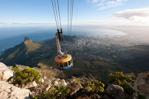 Table Mountain Cable Car South Africa