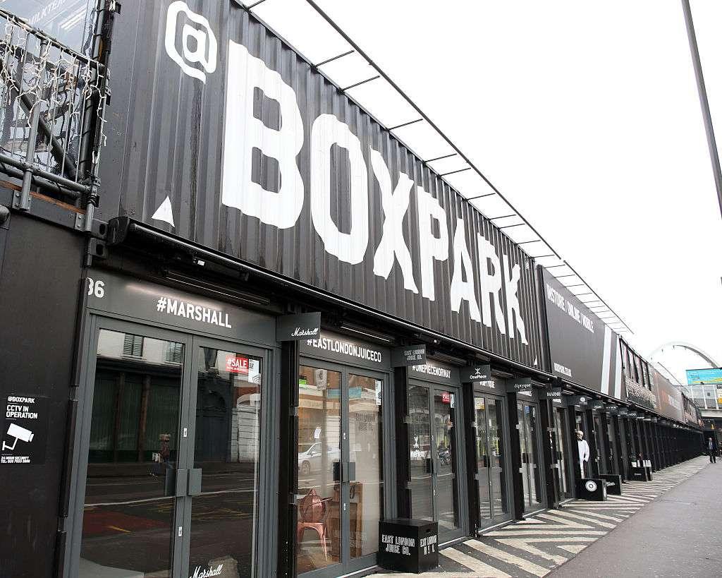 Shoreditch Boxpark
