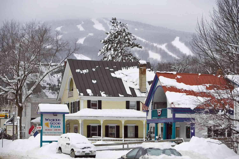 Ludlow VT Home to Okemo Mountain