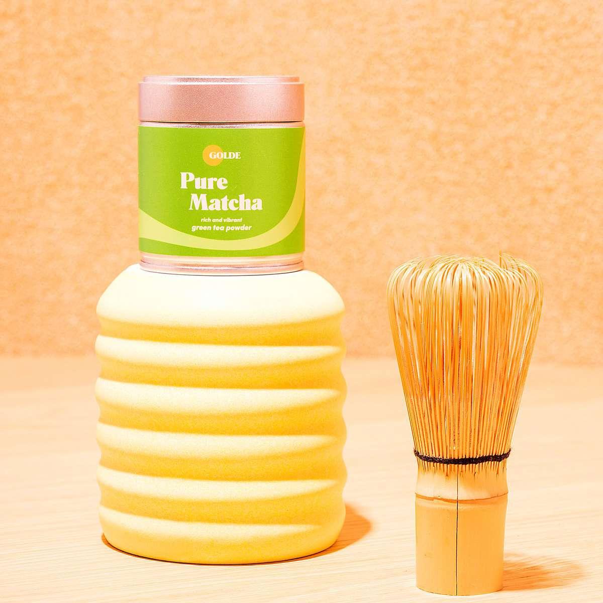 Golde Make Your Matcha Kit