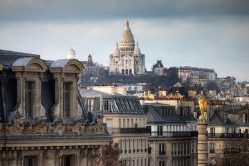 Basilique du Sacré-Coeur de Montmartre & Place du Châtelet, Paris