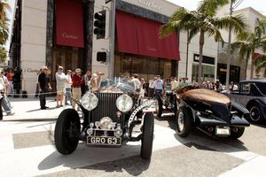 Rodeo Drive Concours d'Elegance