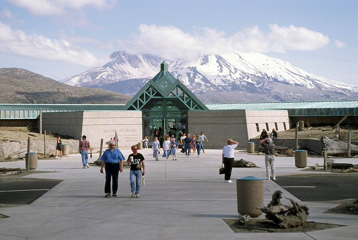 Mount St. Helens Science Learning Center at Coldwater