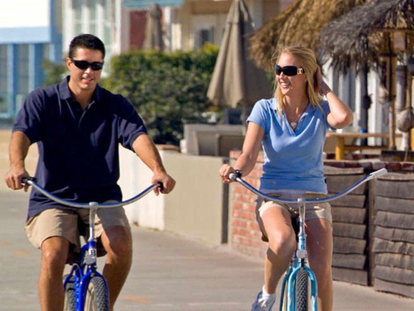 Hyatt Regency Newport Beach bike rentals