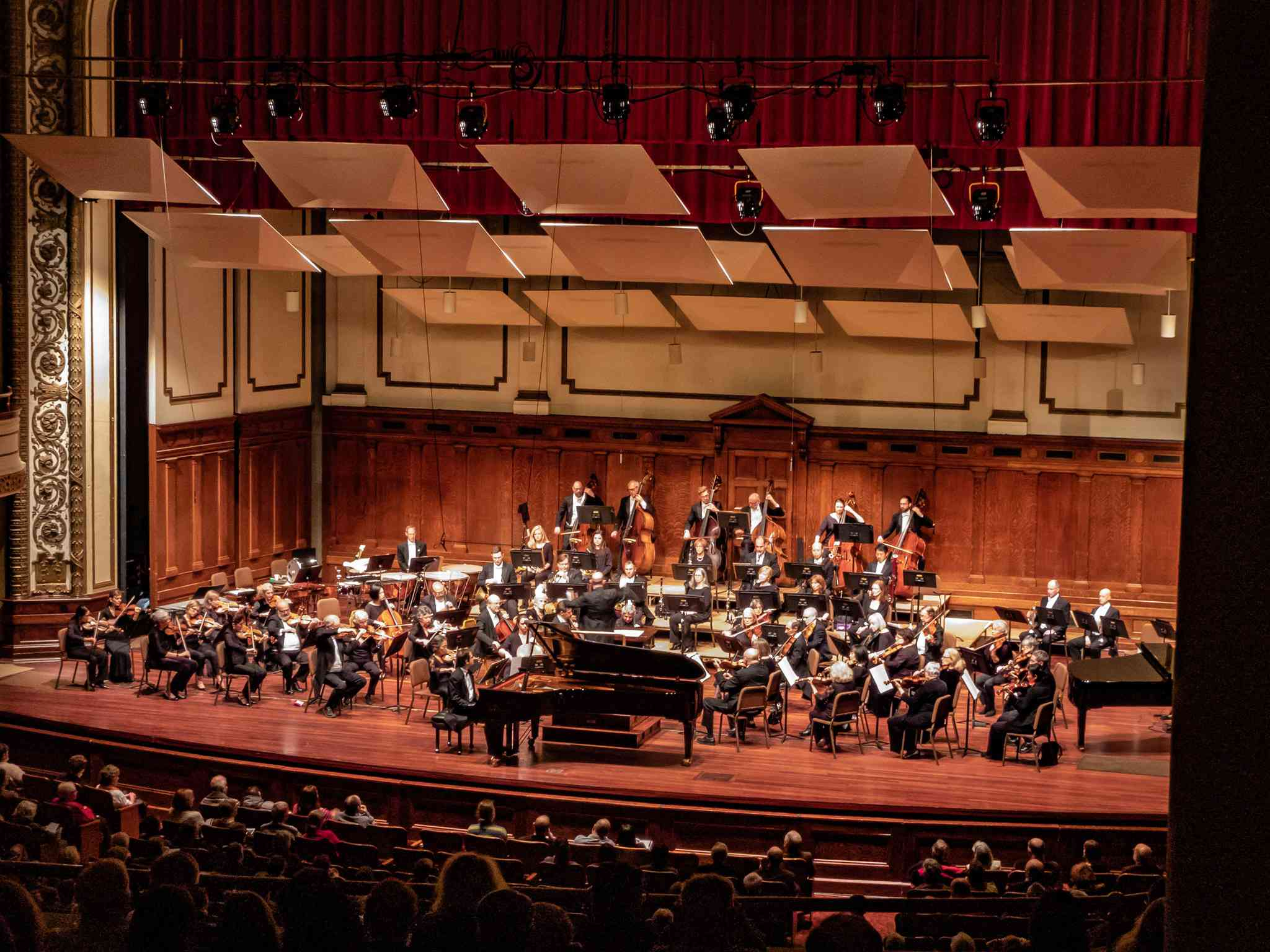 Springfield Symphony Orchestra in concert