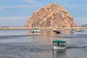 Boating in Morro Bay