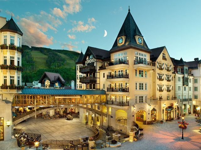 Best Romantic Vail Hotels For Couples To Get Cozy