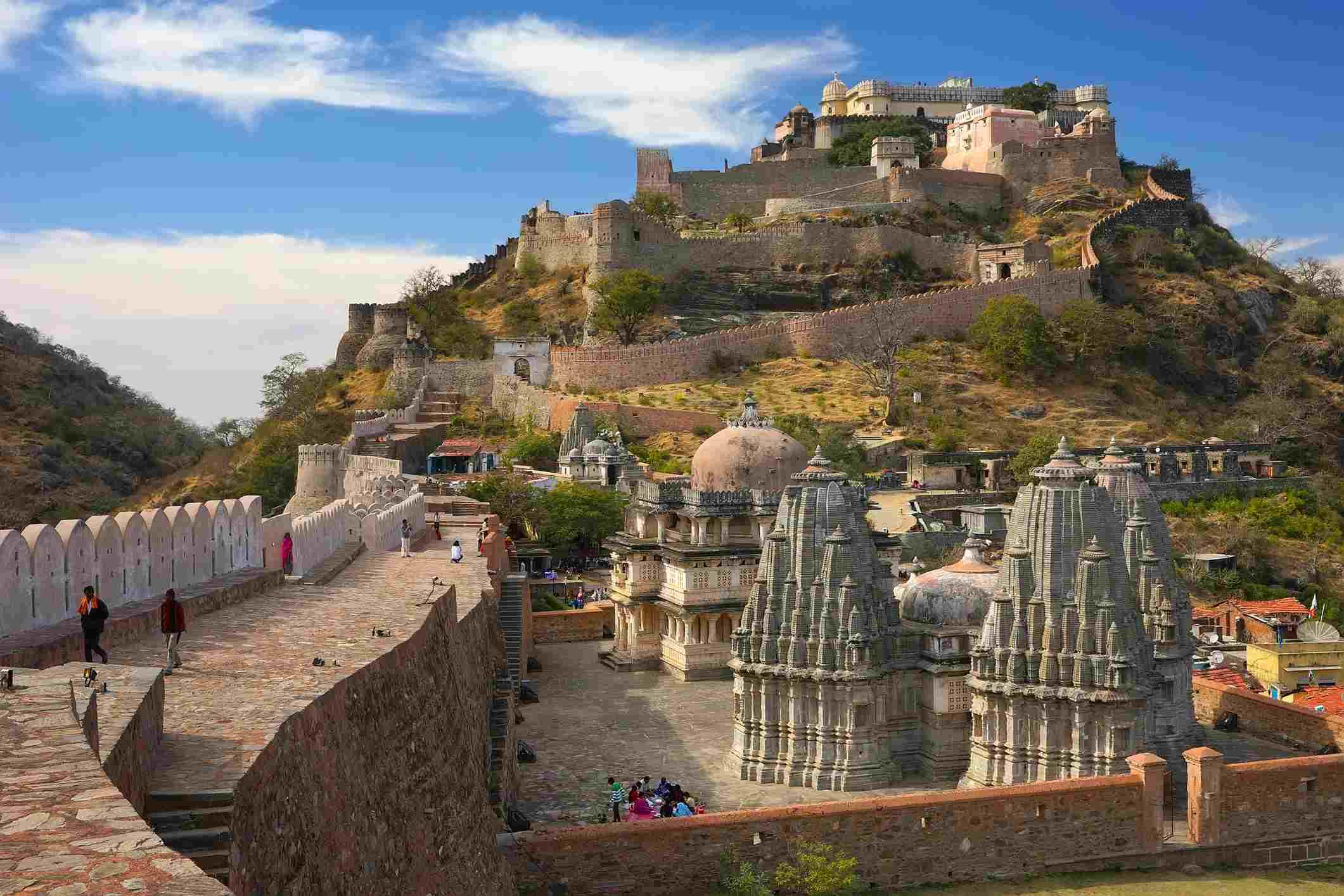 Kumbhalgarh, Rajasthan.