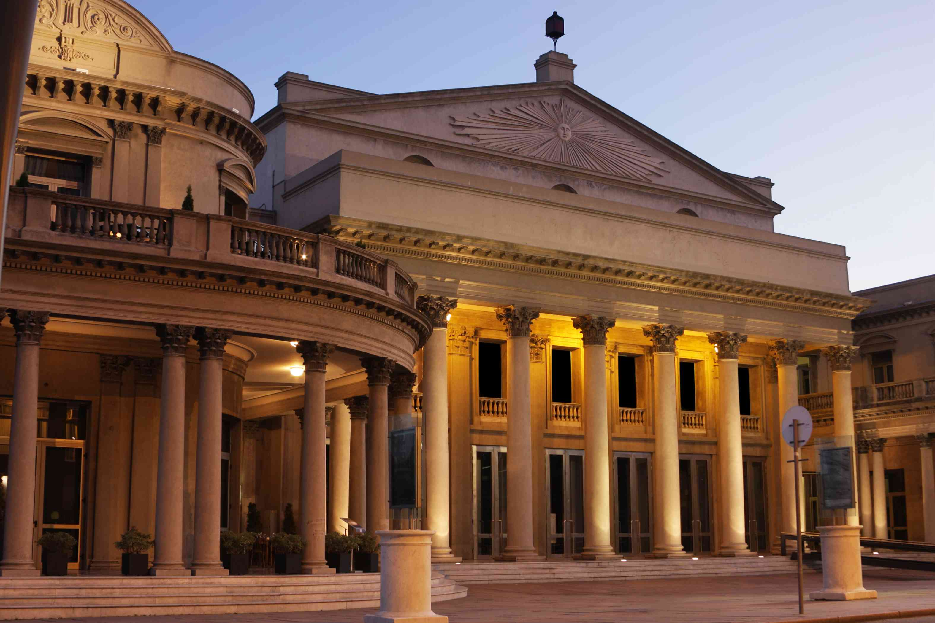 Teatro Solis opera house Theater Montevideo