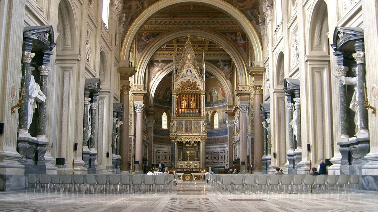 Last Days Of St Raphaels Cathedral >> Top Churches To Visit In Rome Italy