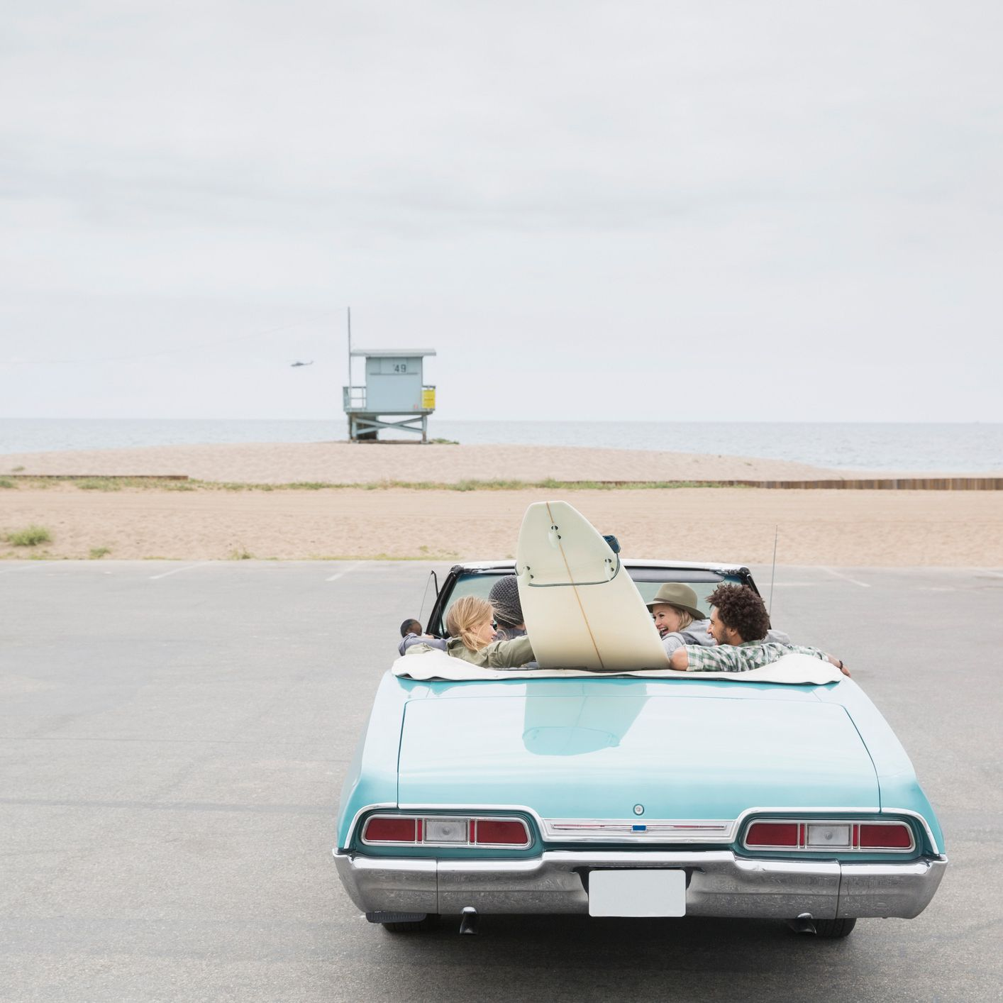 15 Los Angeles-Area Road Trips and Getaways