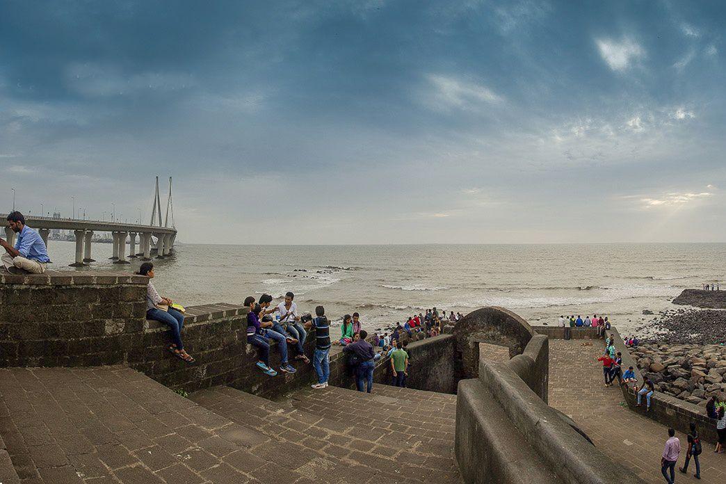 oceanside Bandra Fort