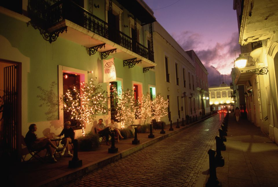 Best Clubs And Nightlife In San Juan Puerto Rico