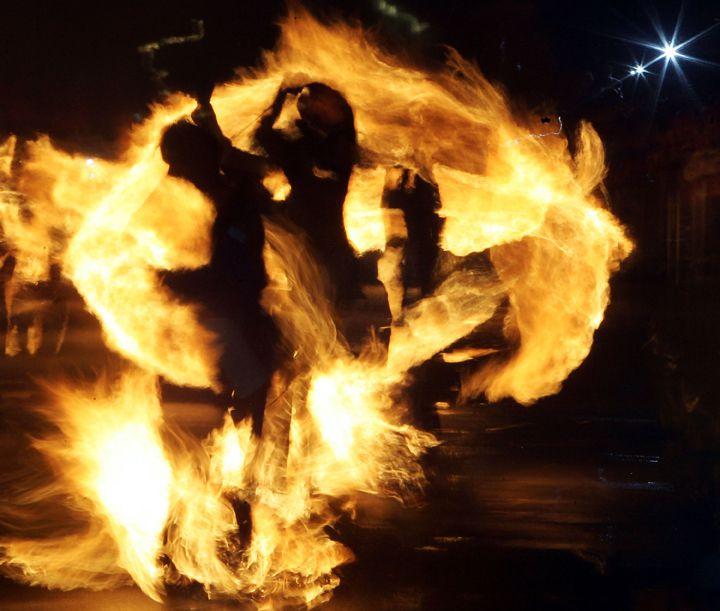 Swingers Stonehaven Fireball desaparecen en llamas