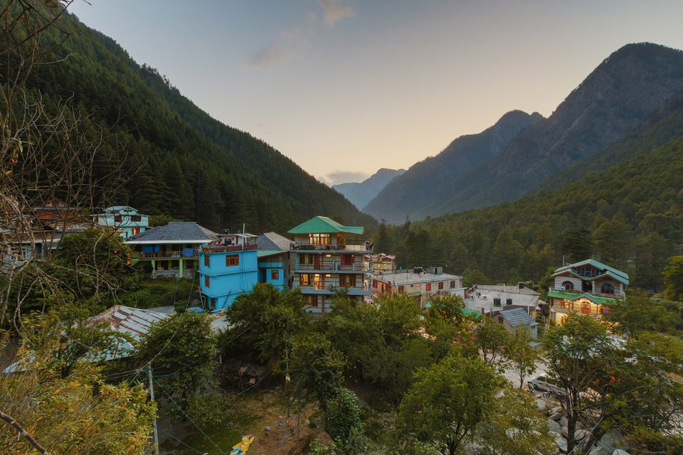 Kasol, Himachal Pradesh.