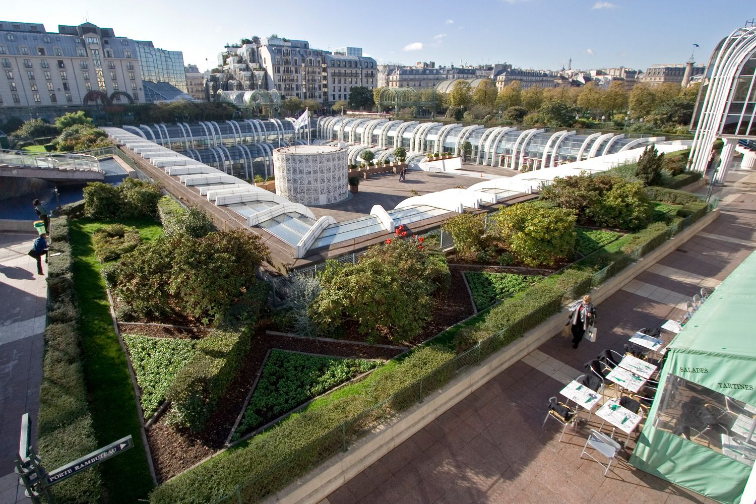e7d575a5bbd Top 3 Malls and Shopping Centers in Paris