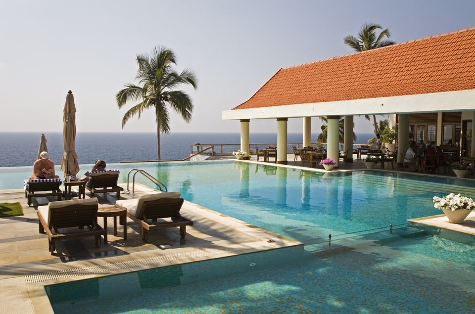 The Leela, Kovalam.