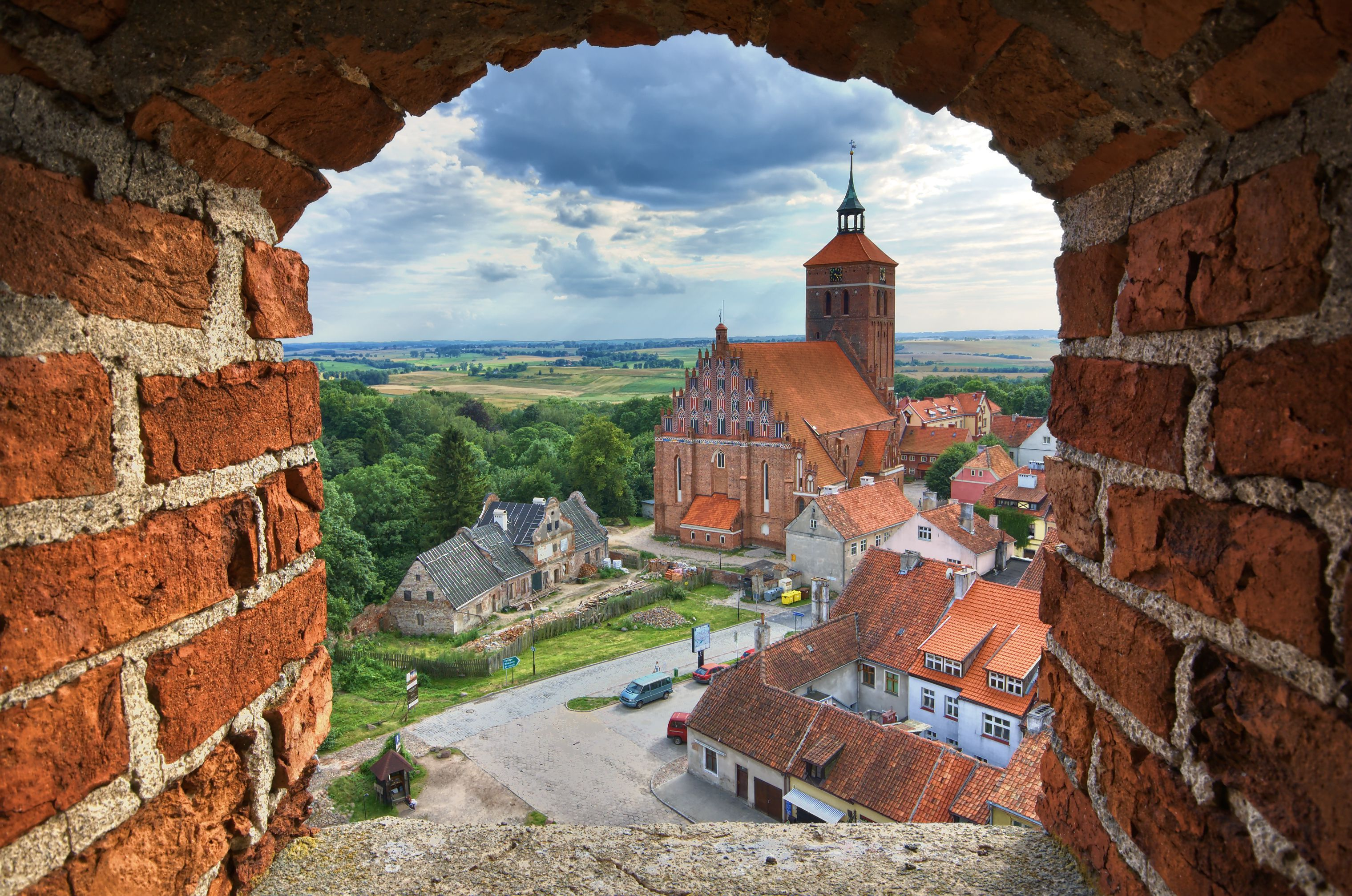 The Impressive Castles of Eastern Europe