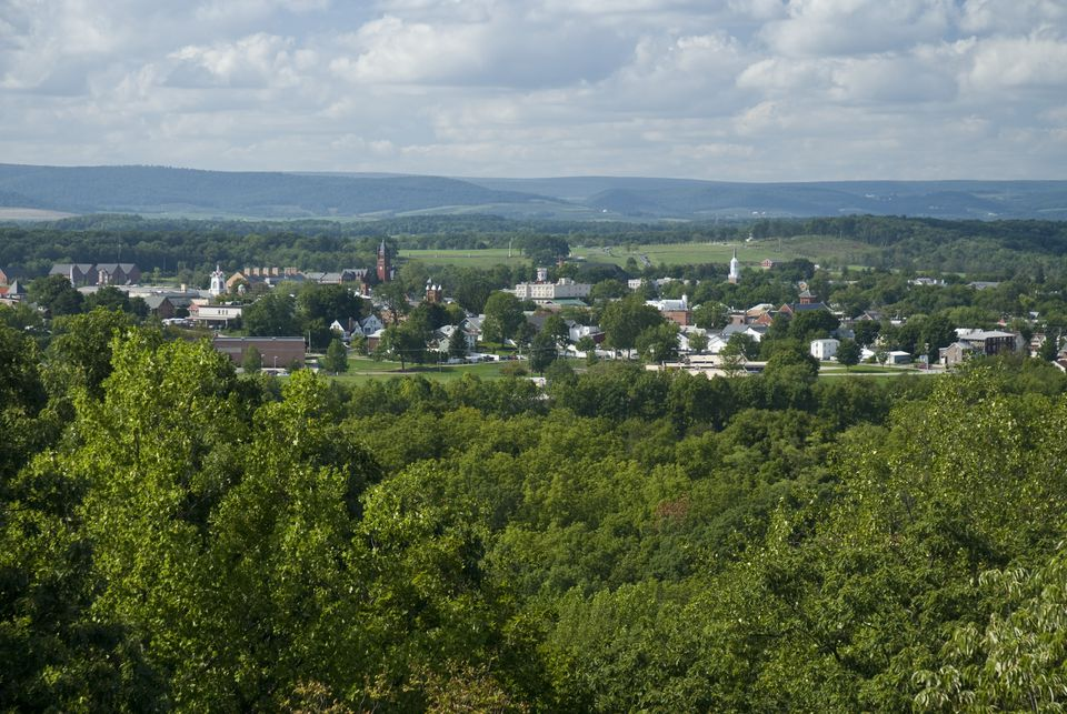 Pennsylvania RV camping locations can be found throughout the state.