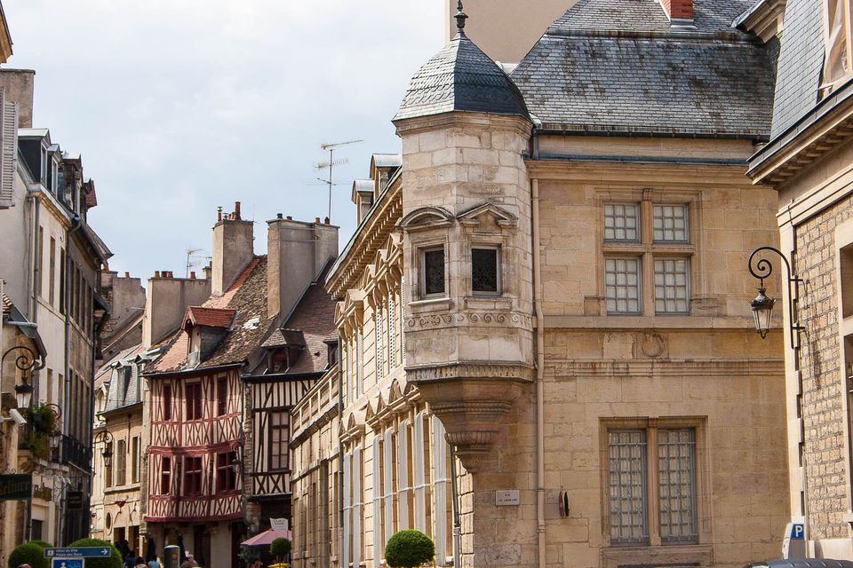 dijon france picture