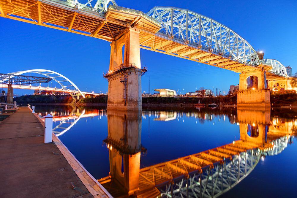 Nashville Pedestrian Bridge