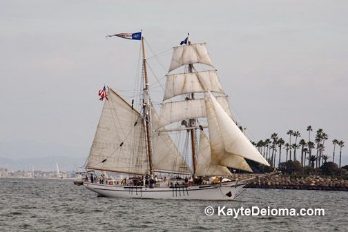 Tall Ship Irving Johnson