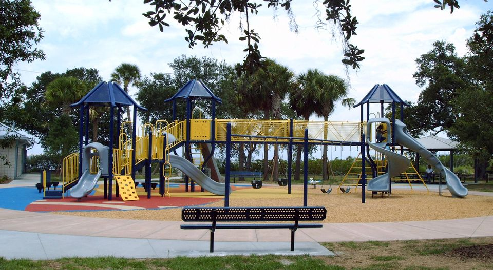 Ballast Point Park in Tampa Florida