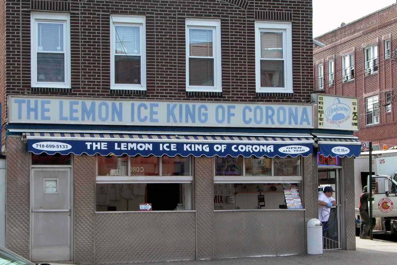 Lemon Ice King