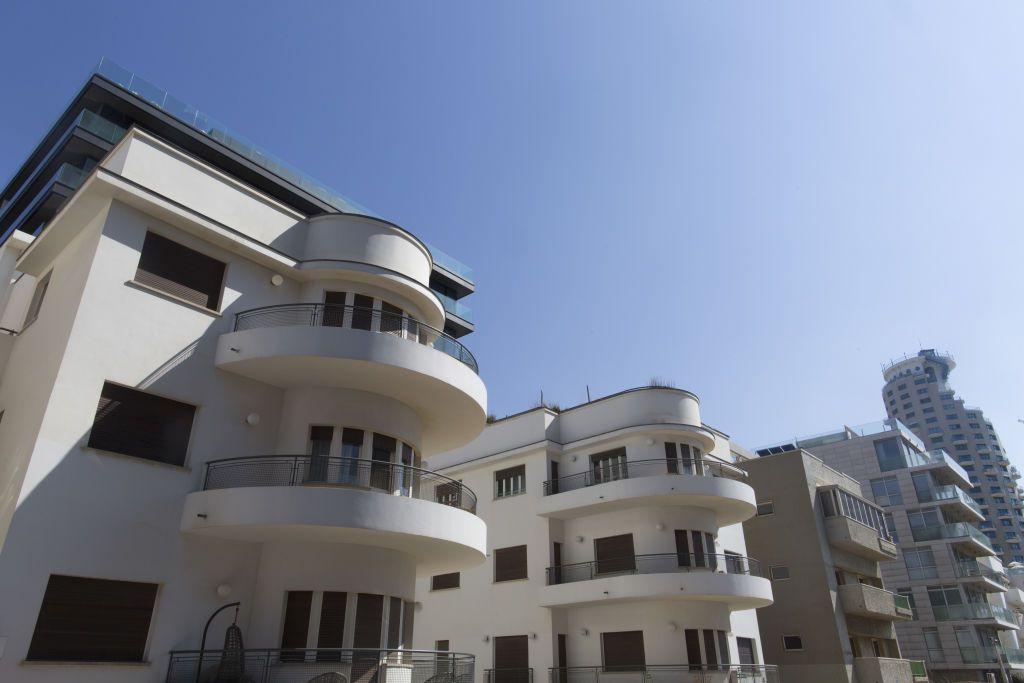 White City Tel Aviv Bauhaus