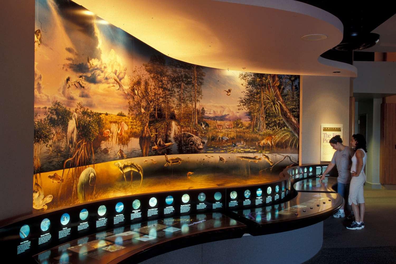 Centro de visitantes Ernest Coe